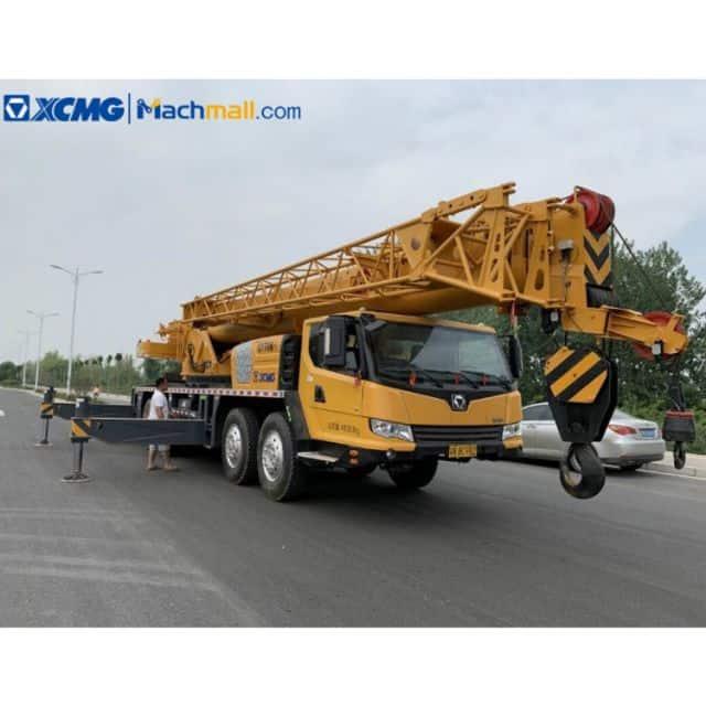 QY70K-I crane for sale - XCMG truck crane 70 ton 60m QY70K-I price