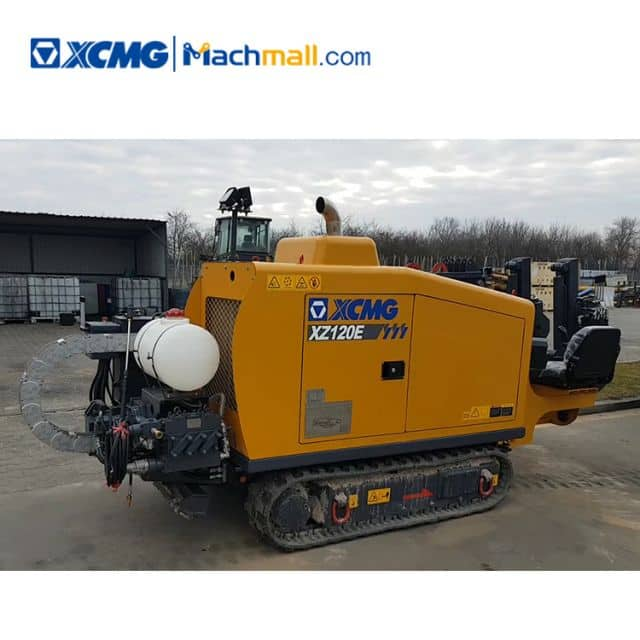 XCMG official small horizontal directional drilling rig XZ120E price