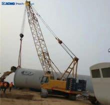 XCMG construction crane 75 ton crawler crane XGC75 price