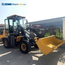 XCMG small loader 1 ton 0.75m3 LW160KV on sale