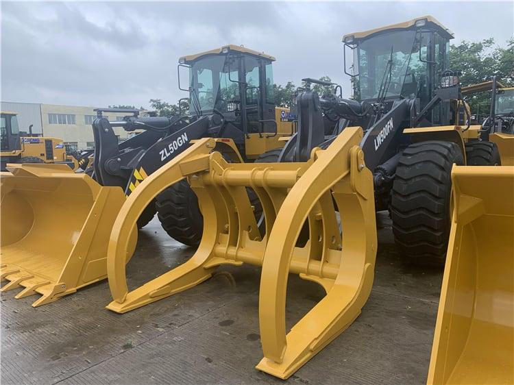 XCMG Official 5 ton Shovel Wheel Loader LW500 China Loader Machine Price
