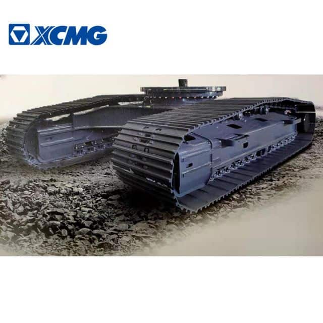 XCMG Excavator Spare Parts Track Shoes / Link Assy / Sprocket / Track Roller / Idler Hot Sale