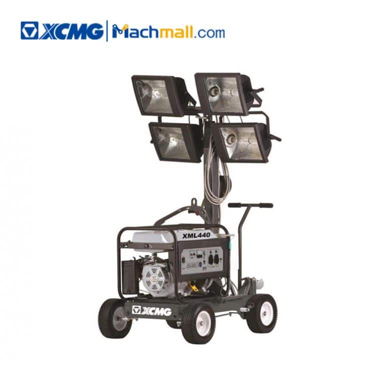 XCMG multifunctional mobile rescue emergency lights XML440 price
