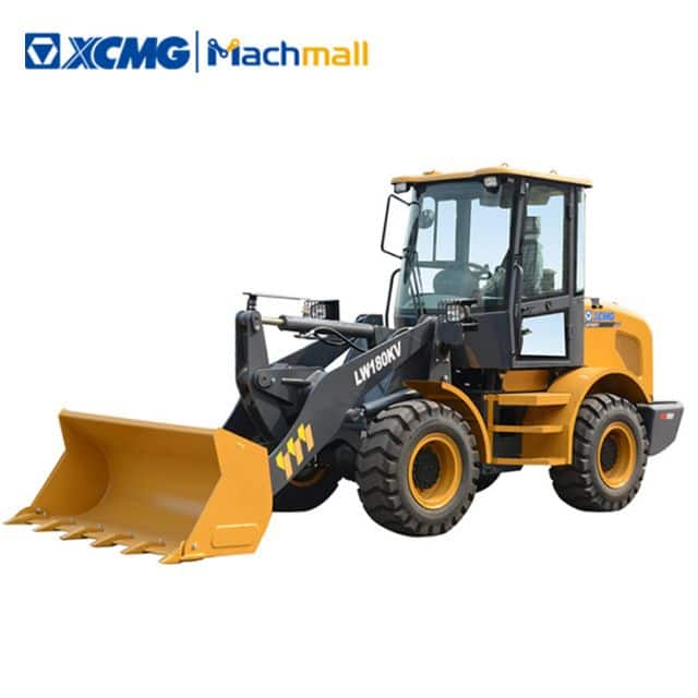 1.8ton LW180KV XCMG mini loader with CE price