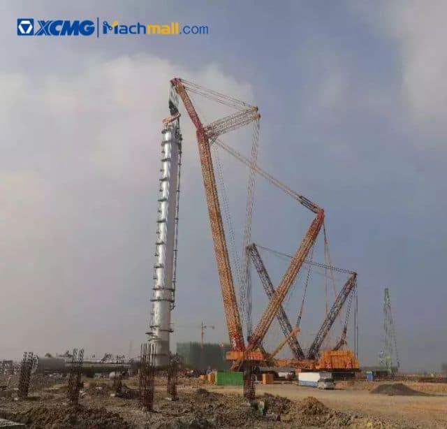 XCMG 3600 ton crawler crane XGC88000 price