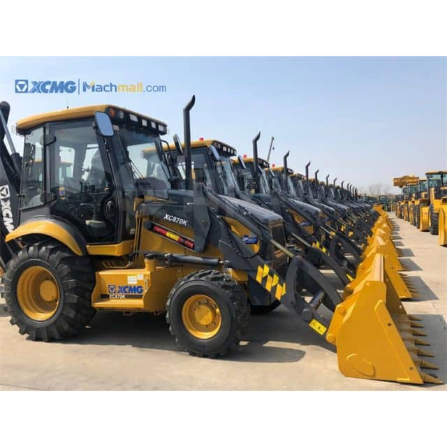 XCMG 2.5 ton Small Digger Loader for sale
