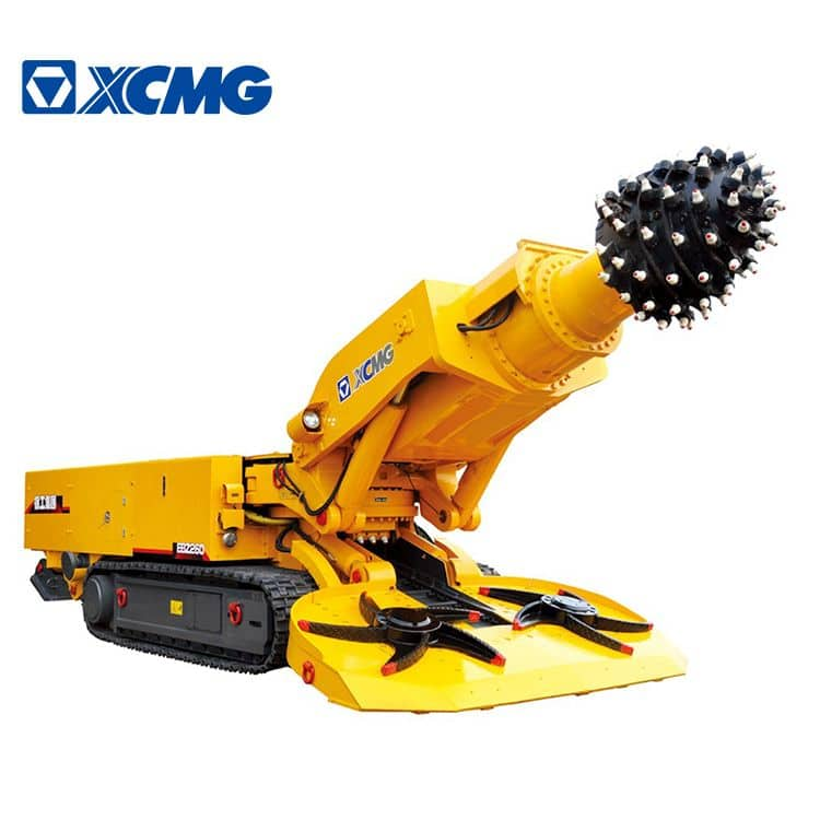 XCMG Manufacturer Hard Rock Small Tunneling Roadheader EBZ260 China