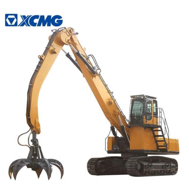 XCMG Official XE500EM 50 Ton Grab Steel Machine Crawler Excavators For Sale