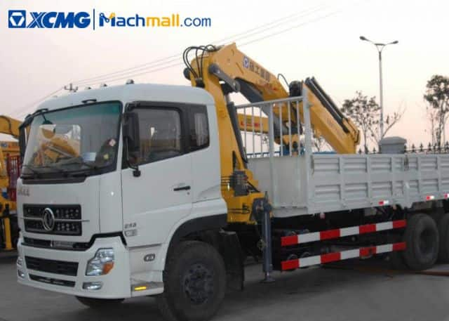 XCMG Official mini knuckle boom pickup truck lift crane 3000kg price