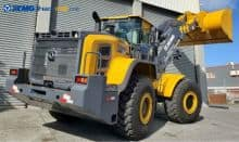 XCMG diesel loader 5 ton with Cummins engine for USA price