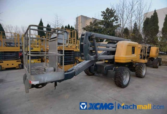 XCMG 2016 GTBZ14 20m Used Man Lift For Sale