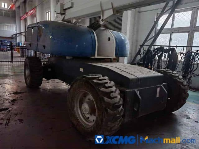 XCMG official GKH30 30m 2015 Used Man Lift For Sale