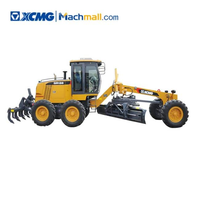 XCMG official 135HP motor grader GR135 with PDF price for Philippines