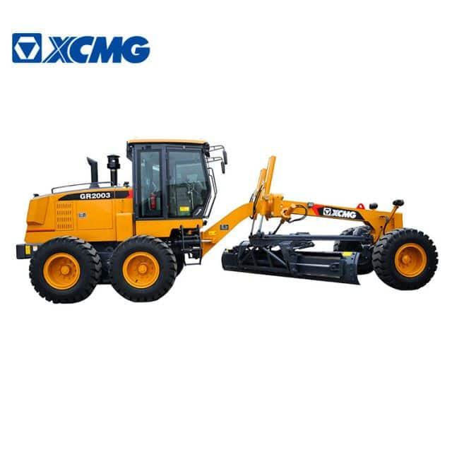 XCMG manufacturer 16 ton China motor road graders GR2003