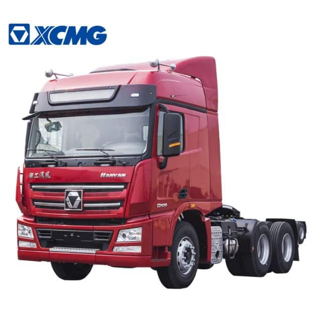 XCMG Official chinese top NXG4250D3WC 430HP 6x4 truck tractor truck best price for sale