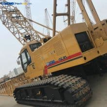 China XCMG hydraulic crawler crane 80 ton XGC85 price