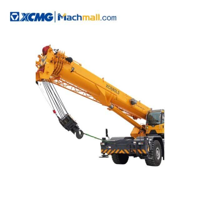 55 ton XCMG rough terrain crane XCR55L5 price