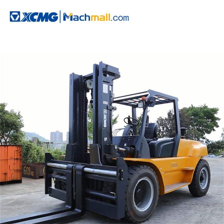 XCMG 9 ton FD90T China new diesel forklift truck for sale