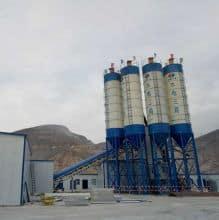 XCMG Manufacturer HZS240VD 240m3 Concrete Cement Batching Plant for Sale