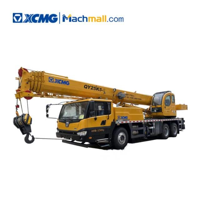 XCMG 25 ton truck crane QY25K5-II for sale