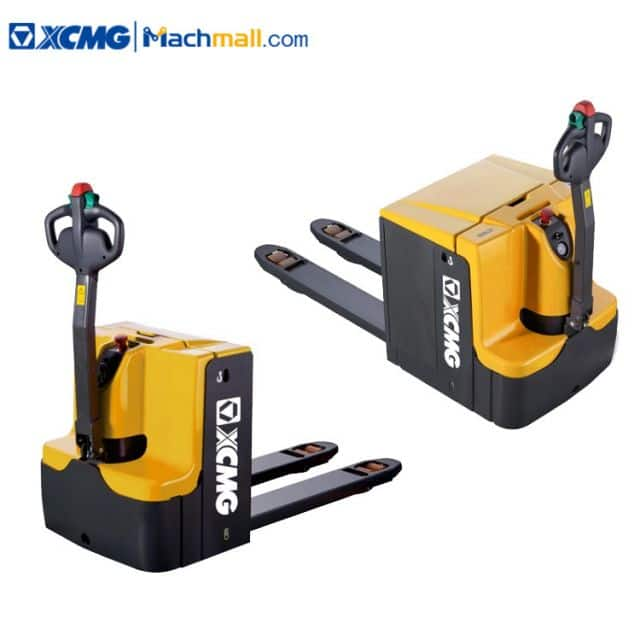XCMG official electric pallet truck XCC-PW20 2 ton walkie type for sale