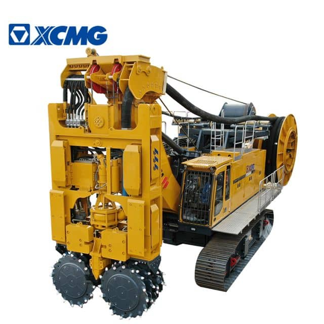XCMG Official XTC80/60M Diaphragm Wall Grab Underground Trench Cutter Machine for Sale