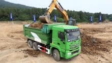 XCMG XGA3250D2WC Chinese 40 ton new mining dump truck for sale