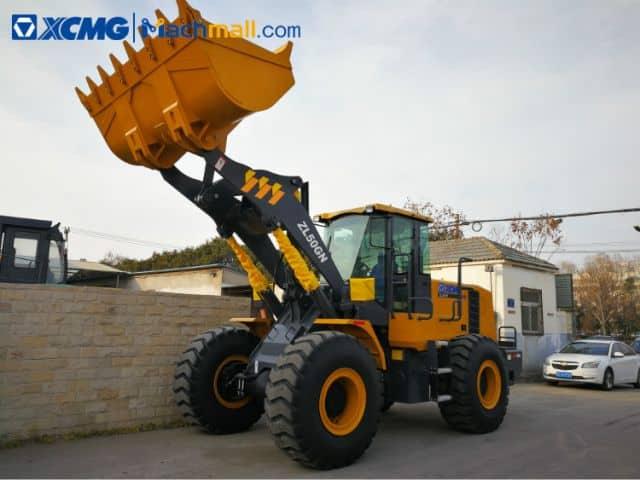 5 ton XCMG wheel loader ZL50GN for sale