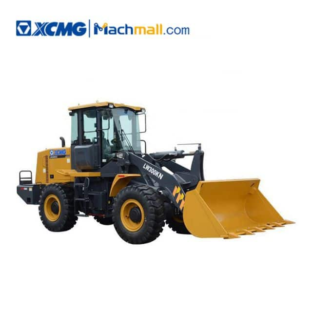 China XCMG factory 3 ton wheel loader LW300KN price