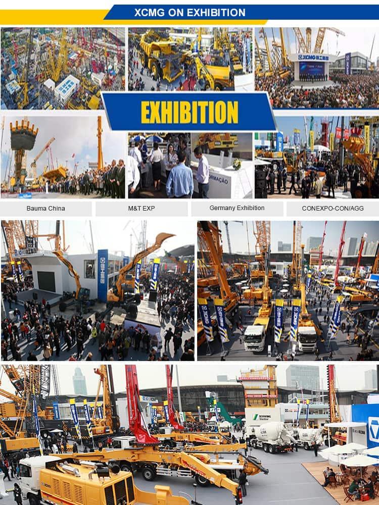 XCMG manufacturer 40 ton mobile crawler boom crane machine for sale