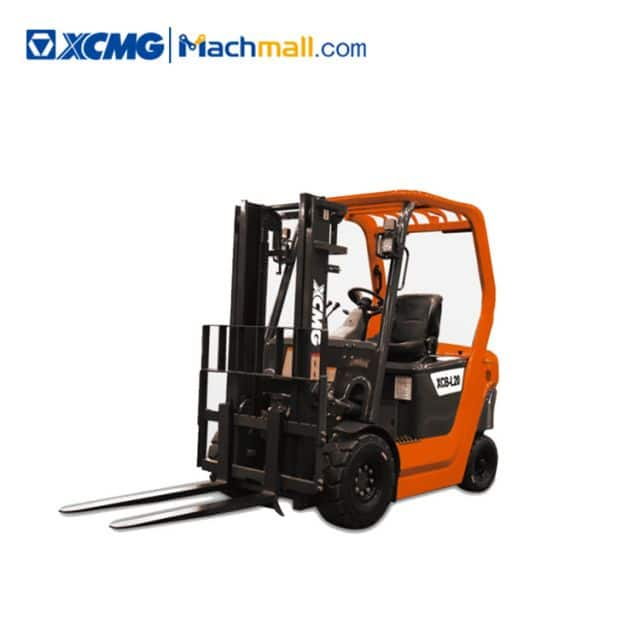 XCMG official 2 ton lithium electric forklift XCB-L20 price