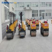 XCMG factory 1 ton mini road roller XMR053 for sale