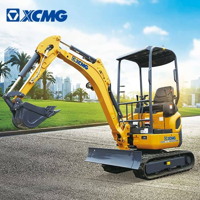 XCMG Factory XE15E 2 Ton Mini Electric Digger Excavator for Sale