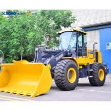 XCMG ZL50GV 5ton 3m3 162kw wheel loader for sale