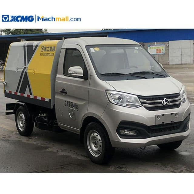XCMG 3 ton compact garbage trucks for sale