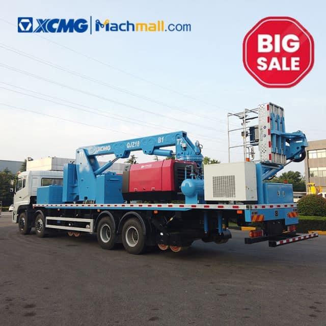 XCMG official 18m XZJ5317JQJD4 discount bridge inspection truck on sale