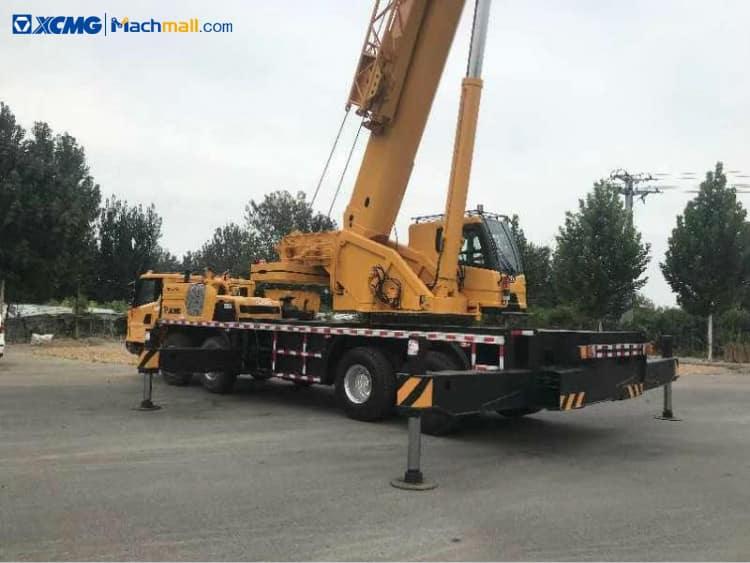XCMG crane for sale - XCMG 70 ton crane QY70KC price