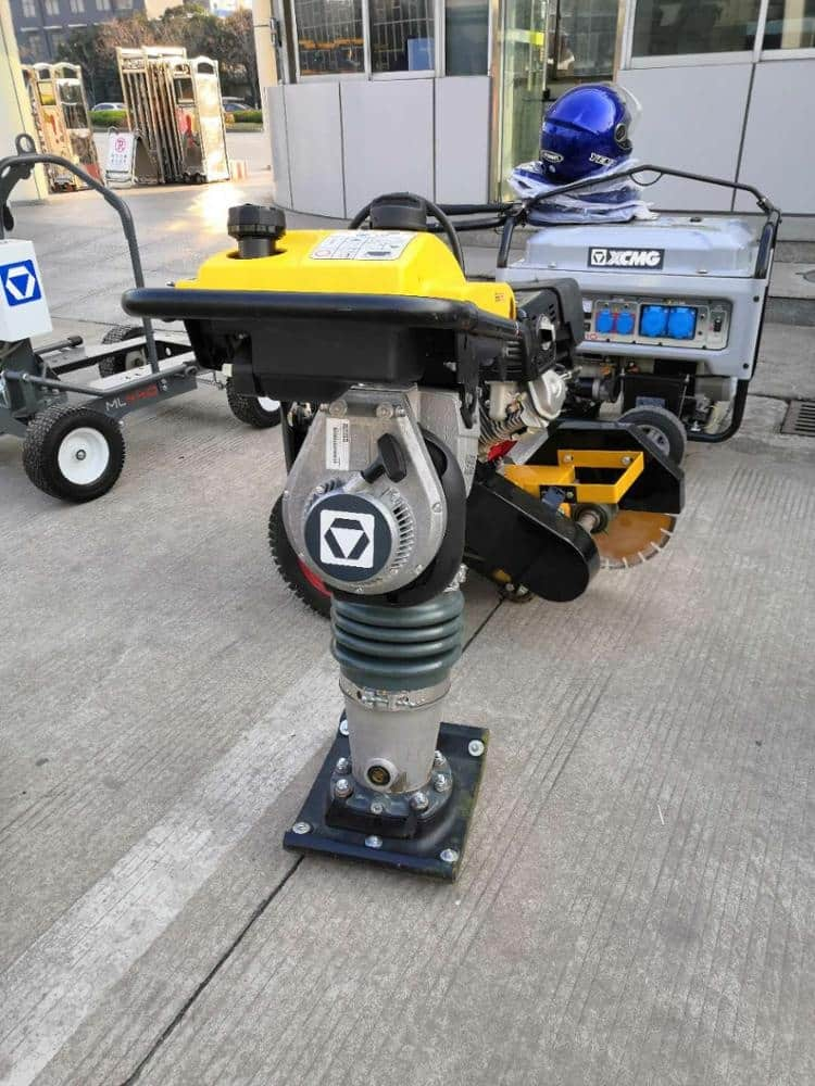 XCMG official vibration impact rammer compactor XC60-2i for sale