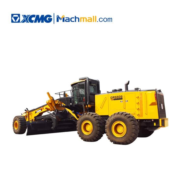 XCMG mining motor grader 550HP GR5505 price