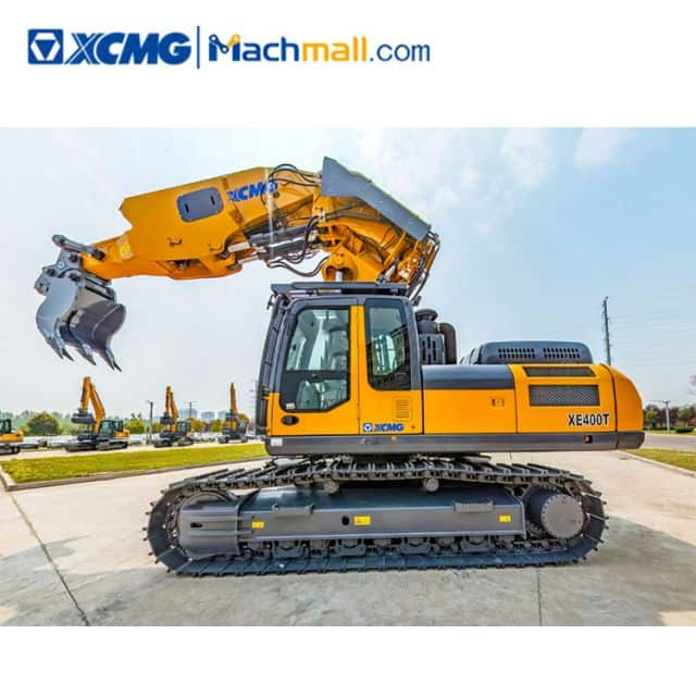XCMG XE400T China 45 Ton Big Tunnel Excavator For Sale