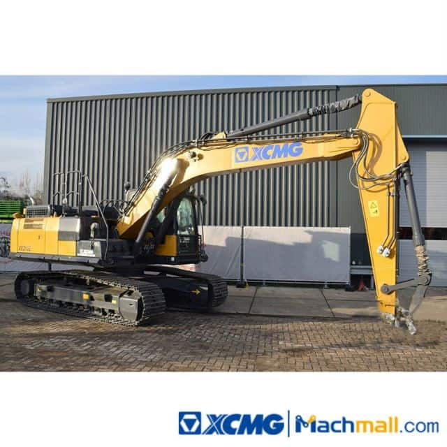 XCMG Used Crawler Excavator Machine 20 Ton XE210E Cheap For Sale