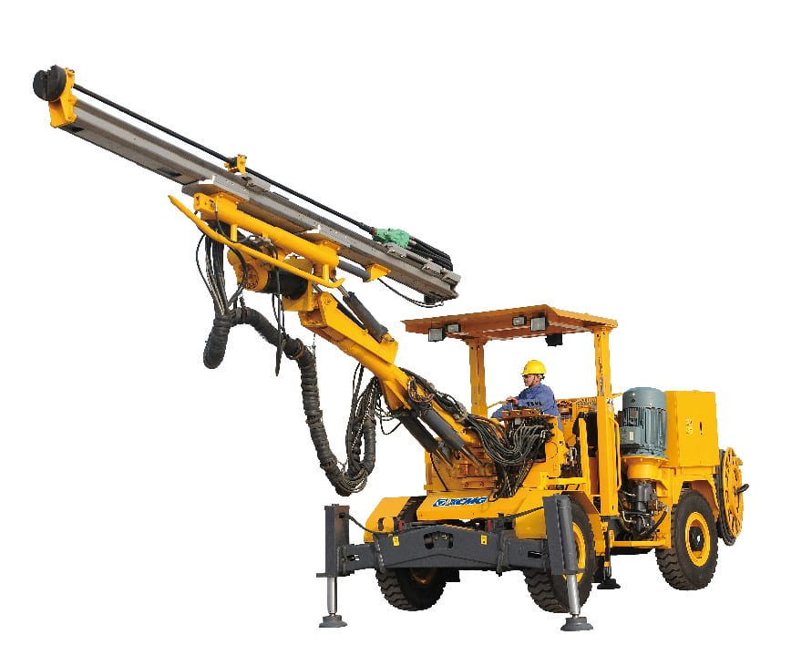 XCMG Official Manufacturer CYTJ45 Tunneling Jumbo Drill Machine For Sale