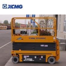 XCMG 10m electric scissor aerial work platform XG1008DC