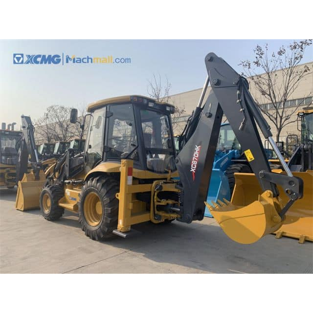 XCMG official 2.5ton Wheel Loader Digger XC870HK for sale