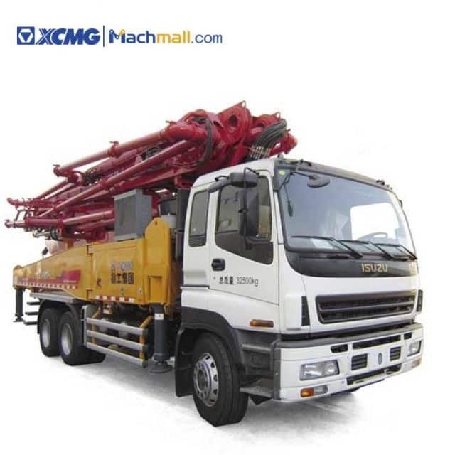 XCMG HB48K 48 meters pump for concrete machine price for Bengal