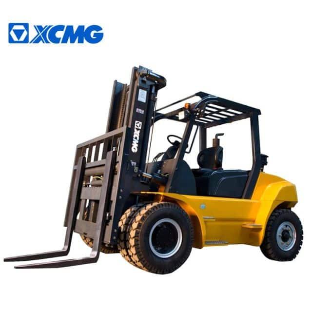 XCMG Forklift Truck FD50T China 5 Ton Diesel Forklift Machine Price