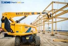 26m XCMG hydraulic lifting platform XGA26 for sale
