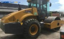 XS163J road roller for sale   XCMG XS163J 16 ton vibratory road roller price