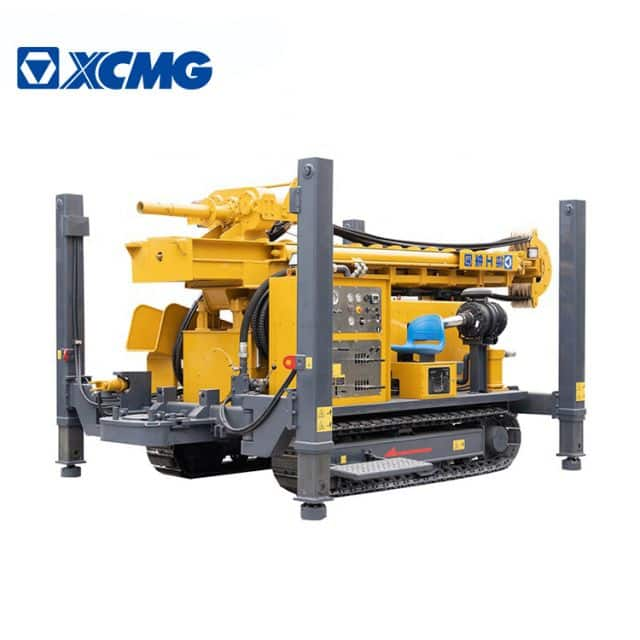 XCMG Piling Machine XSL7/350 China 700m Portable Water Well Drill Rig For Sale