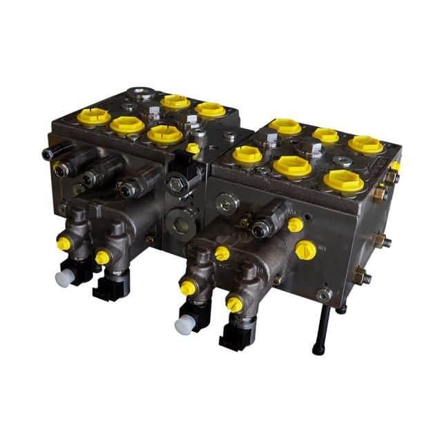 XCMG Official G Series Crane Load-sensing Multi-tandem Valve for sale